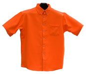 AmeriTees Short Sleeve Work Shirt